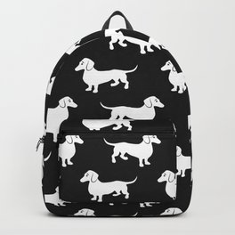 Dachshunds All Over Backpack