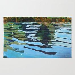 Shimmering Lake Rug