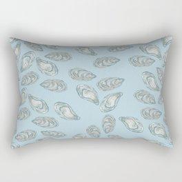 Oysters / Huîtres Rectangular Pillow
