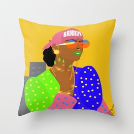 Brook and Lyn Throw Pillow
