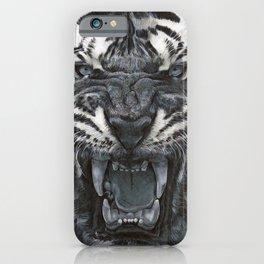 Tiger Roar! - By Julio Lucas iPhone Case
