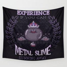 Slime Metal Wall Tapestry