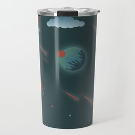 Moon Poster Travel Mug