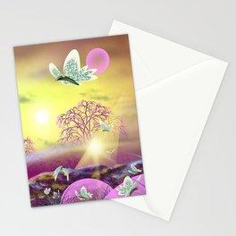 Profound Presence Stationery Cards