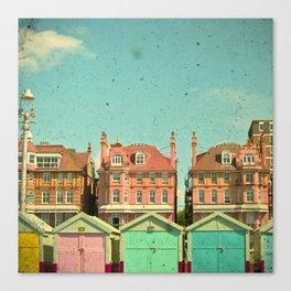 Promenade Canvas Print