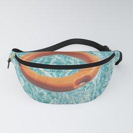Swimming Pool III Fanny Pack