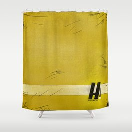 Hyperion Shower Curtain