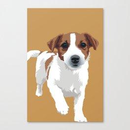 Tootsie Canvas Print