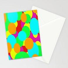 Multi-Dot Fun Stationery Cards