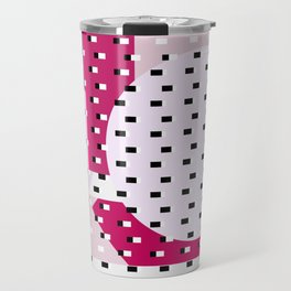 Hello City - Pink Dreams Travel Mug