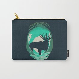 God Of The Forest Carry-All Pouch