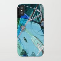 sailing iPhone & iPod Cases featuring Sailing by Tami Cudahy