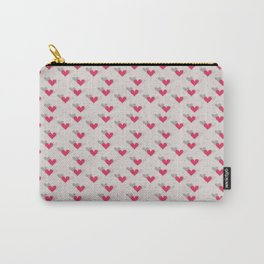 One Million Hearts Carry-All Pouch
