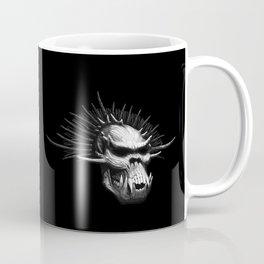 Troll Skull Coffee Mug