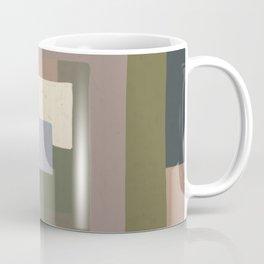Abstract Neutrals Coffee Mug