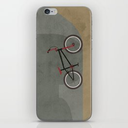 BMX Bike iPhone Skin