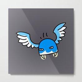 Flying biter Metal Print