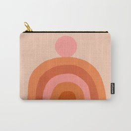 Abstraction_SUN_Rainbow_Minimalism_009 Carry-All Pouch