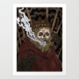 Ruiner Art Print