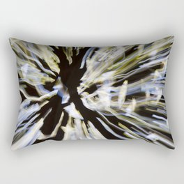 Entering another dimension Rectangular Pillow