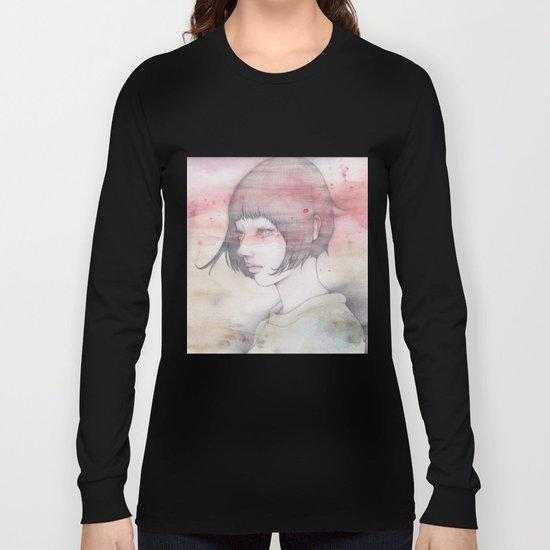 a transparent moment Long Sleeve T-shirt