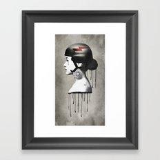 Tear II Framed Art Print