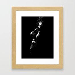 endverse!Cas  Framed Art Print