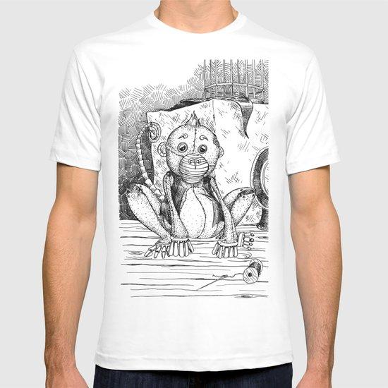 Steampunk Monkey T-shirt