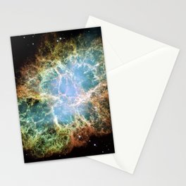 anatomy of an interstellar crab | space #15 Stationery Cards