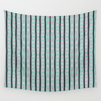 whimsical Wall Tapestries featuring Whimsical by 83 Oranges™