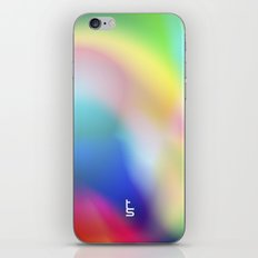 Colorful Memory iPhone & iPod Skin