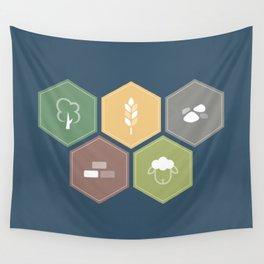 Economics Wall Tapestry