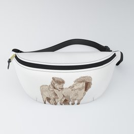 Talk to me! Fanny Pack