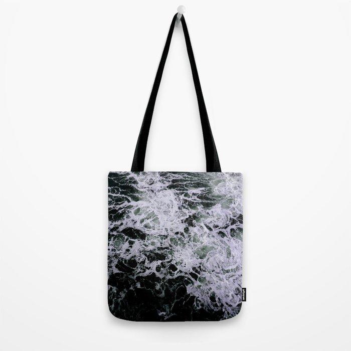 Dark Ocean II Tote Bag