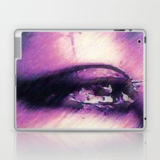 Tears - Pencil Drawing Laptop & iPad Skin