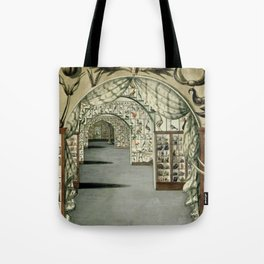 Museum of Curiosities Tote Bag