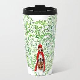 Red Riding Hood Travel Mug