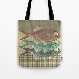 feeling selfish to sell fish Tote Bag