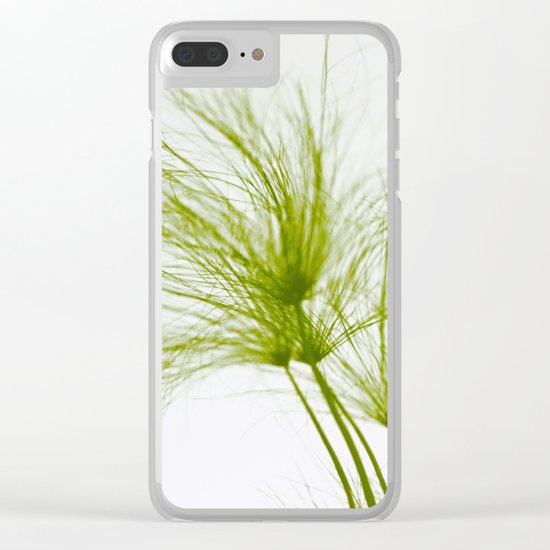 Papyrus - JUSTART (c) Clear iPhone Case