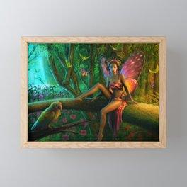 Exotic Butterfly Framed Mini Art Print