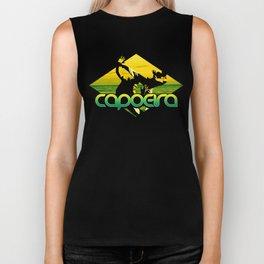 Capoeira Biker Tank