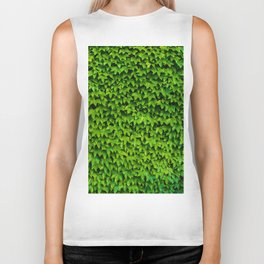 Greenery Luck (Color) Biker Tank