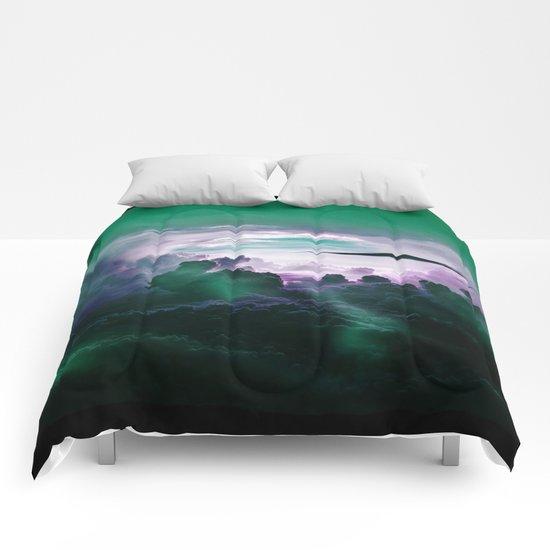 I Want To Believe - Aqua Comforters