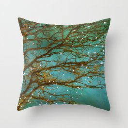 Magical (reversed) Throw Pillow