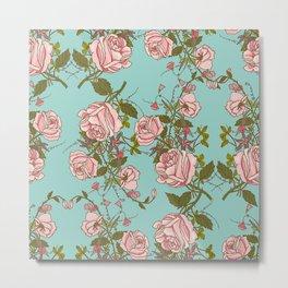 beautiful roses Metal Print