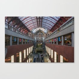 Central Station Canvas Print
