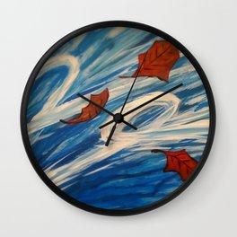 A New Wind Wall Clock