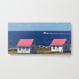 Sea Excursion Metal Print