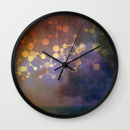 On the Run Wall Clock
