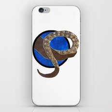Creature of Water (porthole edit) iPhone & iPod Skin